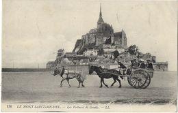 Le Mont St-Michel - Les Voitures De Genêts - Le Mont Saint Michel
