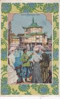 CHROMO CHICOREE   BOULANGERE CROISSANT CAFE A SHANG HAI (scans Recto Verso) - Chromos