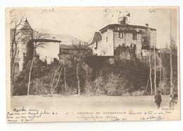 69 Chessy Les Mines, Chateau De Courbeville (2020) - Frankreich