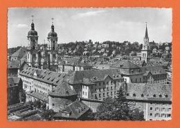 ST. GALLEN, DER STADTKERN, Klosterkirche, Pfalz, Wehrmauer, St. Laurenzen - SG St. Gall