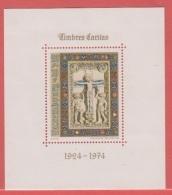 1974 ** (sans Charn., MNH, Postfrisch)  Yv  BF 9Mi  Block 9 - Nuevos