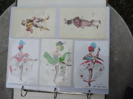 """Album 150 Cartes """" Janocotte,bellonti,Lassalvy,René Caille,Alexandre,Doidy,A.Gondot """" - Other Illustrators"""