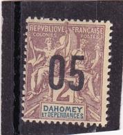 Dahomey N°33 - Dahomey (1899-1944)