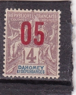 Dahomey N°34 - Dahomey (1899-1944)