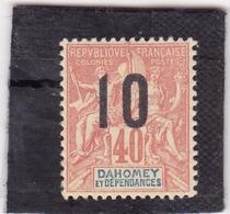 Dahomey N°39 - Dahomey (1899-1944)