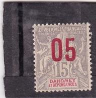 Dahomey N°35 - Dahomey (1899-1944)