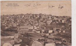 CARTE POSTALE ANCIENNE,ASIE,ASIA,SYRIE, SYRIA,HAMA EN 1922,HAMATH,EPIPHANIA,PHOTO WATTAR ALEP - Syrie