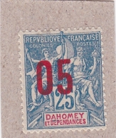 Dahomey N°37 - Dahomey (1899-1944)