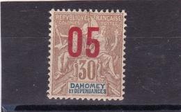 Dahomey N°38 - Dahomey (1899-1944)