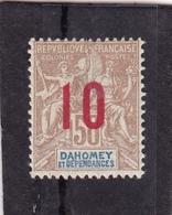 Dahomey N°40 - Dahomey (1899-1944)