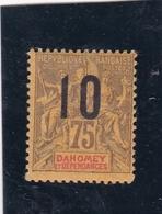 Dahomey N°42 - Dahomey (1899-1944)