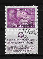 Yugoslavia. 1948 Correo Aereo En Honor De Laurent Kosir - 1945-1992 República Federal Socialista De Yugoslavia