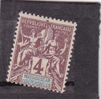 Madagascar  N°30 - Unused Stamps