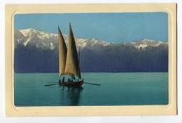 CPA Lac - Bateau ( à Localiser ) - Cartes Postales