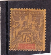 Madagascar  N°32 - Unused Stamps