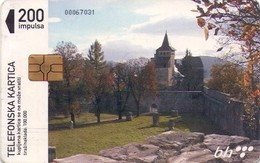 TARJETA TELEFONICA DE BOSNIA Y HERZEGOVINA. (524) - Bosnia