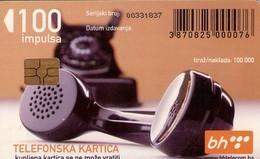 TARJETA TELEFONICA DE BOSNIA Y HERZEGOVINA. (531) - Bosnia