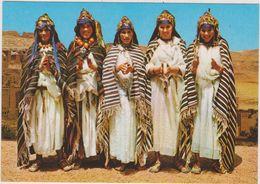 AFRIQUE,AFRICA,MAROC,MAROCCO,MARRUECOS,DANCEUSE,FOLKLORE,FEMME ARTISTE,FILLE,TENUE DE SCENE - Rabat