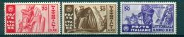 REGNO 1935 LITTORIALI MNH** LUSSO - Neufs
