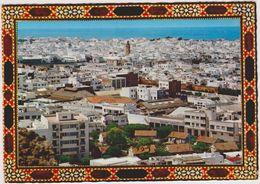 AFRIQUE,AFRIKA,AFRIQUE,MAROC,MOROCCO,MARRUECOS,RABAT,CAPITALE,SALE ZEMMOUR ZAER,VUE IL Y A 36 ANS - Rabat
