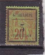 Guadeloupe   N°3 - Guadeloupe (1884-1947)