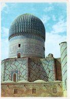1 AK Usbekistan * Gur-Emir-Mausoleum In Der Historische Altstadt Von Samarkand - Seit 2001 UNESCO Weltkulturerbe - Uzbekistan