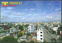 Myanmar Burma Barma Asia Yangon Mandalay - Myanmar (Burma)