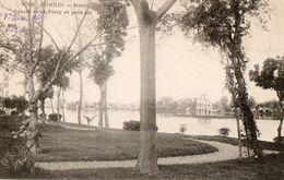 TONKIN - Hanoï -Square Jules Ferry Et Petit Lac - Viêt-Nam