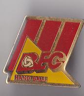 PIN'S THEME HANDBALL CLUB DU BEC  BORDEAUX ETUDIANTS CLUB  EN GIRONDE - Handball