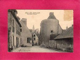 03 Allier, Montluçon, Rue Porte-Fouquet, 1910, (C.C.C. &C.) - Montlucon