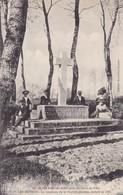 85 / SAINT-HILAIRE-DE-RIEZ. - LES MATHES. - Tombeau De La Rochejaquelin / ANIMEE - Saint Hilaire De Riez