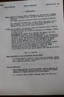 CLUB  LE  MEILLEUR   JANVIER  /  FEVRIER  1986     BULLETIN   MARCOPHILE    76  PAGES            6  PHOTOS - Afstempelingen