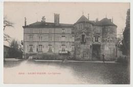 CPA SAINT DIZIER Le Château - Saint Dizier