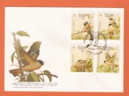 Portugal 1990 -  Portugal Azores / Birds Nature Protection  A+++ - 1910-... República