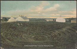 Gwennap Pit Near Redruth, Cornwall, C.1905-10 - Postcard - England