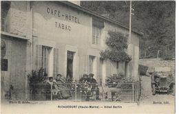 Rizaucourt - Hôtel Bertin - Francia