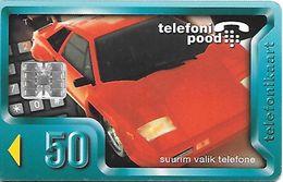 Eesti Telefon: Auto - Estonia