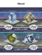 Sierra Leone  2018 Minerals S201802 - Sierra Leone (1961-...)