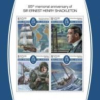 SOLOMON ISLANDS  2018 Ernest Henry Shackleton S201802 - Solomon Islands (1978-...)