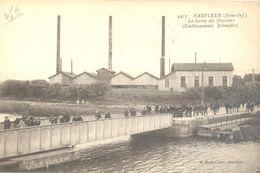Harfleur - La Sortie Des Ouvriers (Etablissements Schneider) - Harfleur