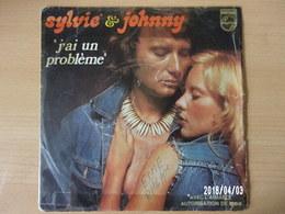 Johnny Hallyday Et Sylvie - J'ai Un Problème - Rock
