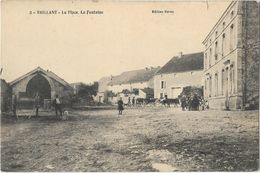 Vaillant - La Place - La Fontaine - Francia
