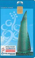 Commanwealth Games '98 Kuala Lumpur - Telecom Tower - Malaysia