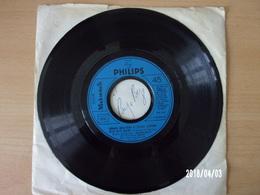 Johnny Hallyday Et Sylvie - Bye Bye Baby - Promotion - 1 Titre - Rock