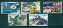 HONG KONG CHINA 0927 A/E Transports Publics - 1997-... Région Administrative Chinoise