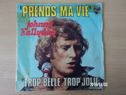 Johnny Hallyday - Prends Ma Vie - Rock
