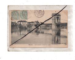 Decize , Pont Suspendu , Etat - Decize