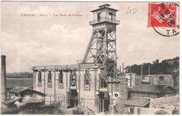 81 TARN CAGNAC Les Puits De La Gare  24 - Carmaux