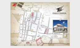 Portugal 2013 Miniature Sheet - Falconry - 1910-... République