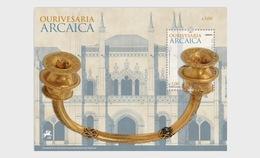 Portugal 2013 Miniature Sheet - Archaic Jewellery In Portugal - 1910-... République